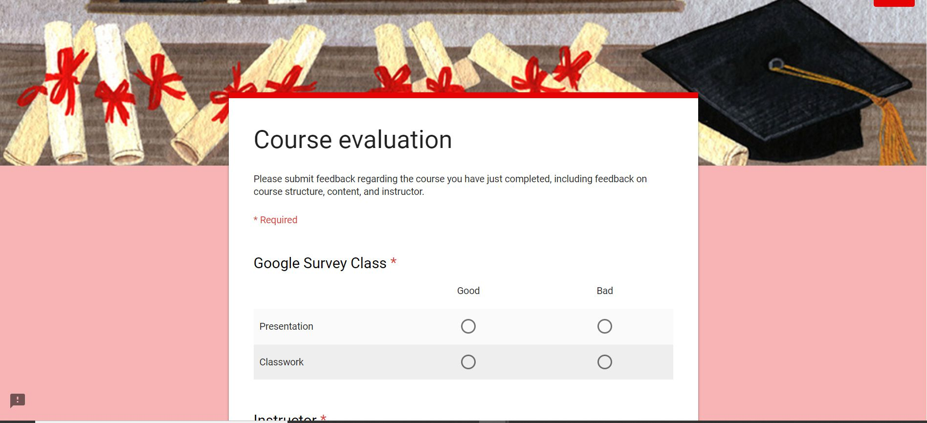 Google Forms Templates from www.lifewire.com