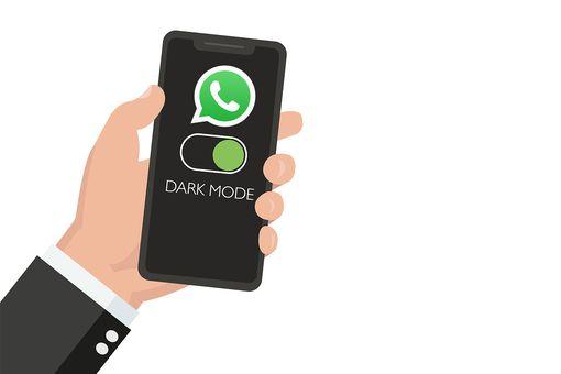 Enable Dark Mode in WhatsApp