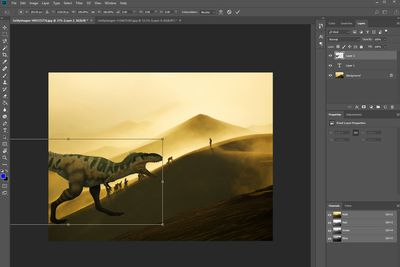 Resize in Photoshop