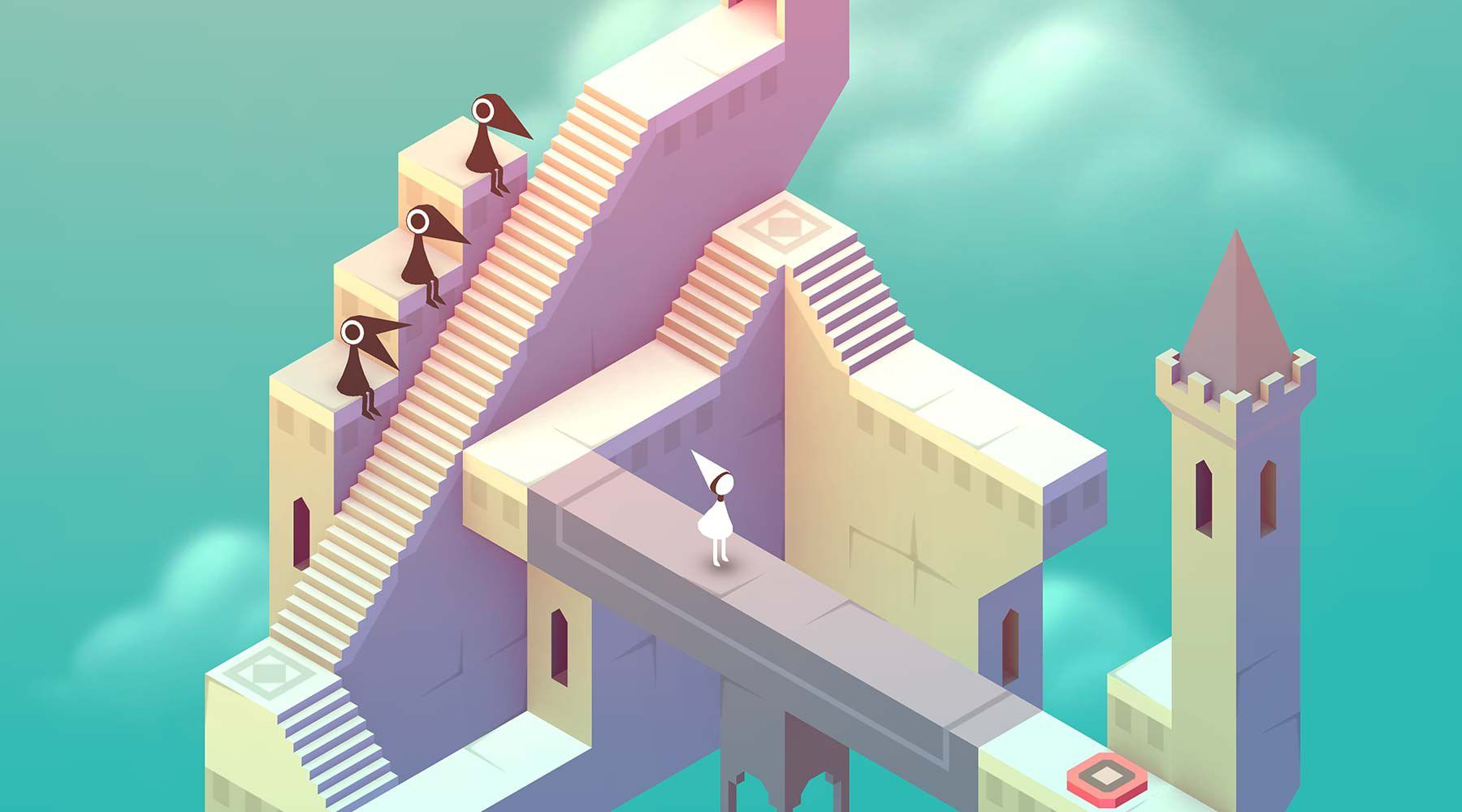 Monument Valley Apple Game of the Year 2014