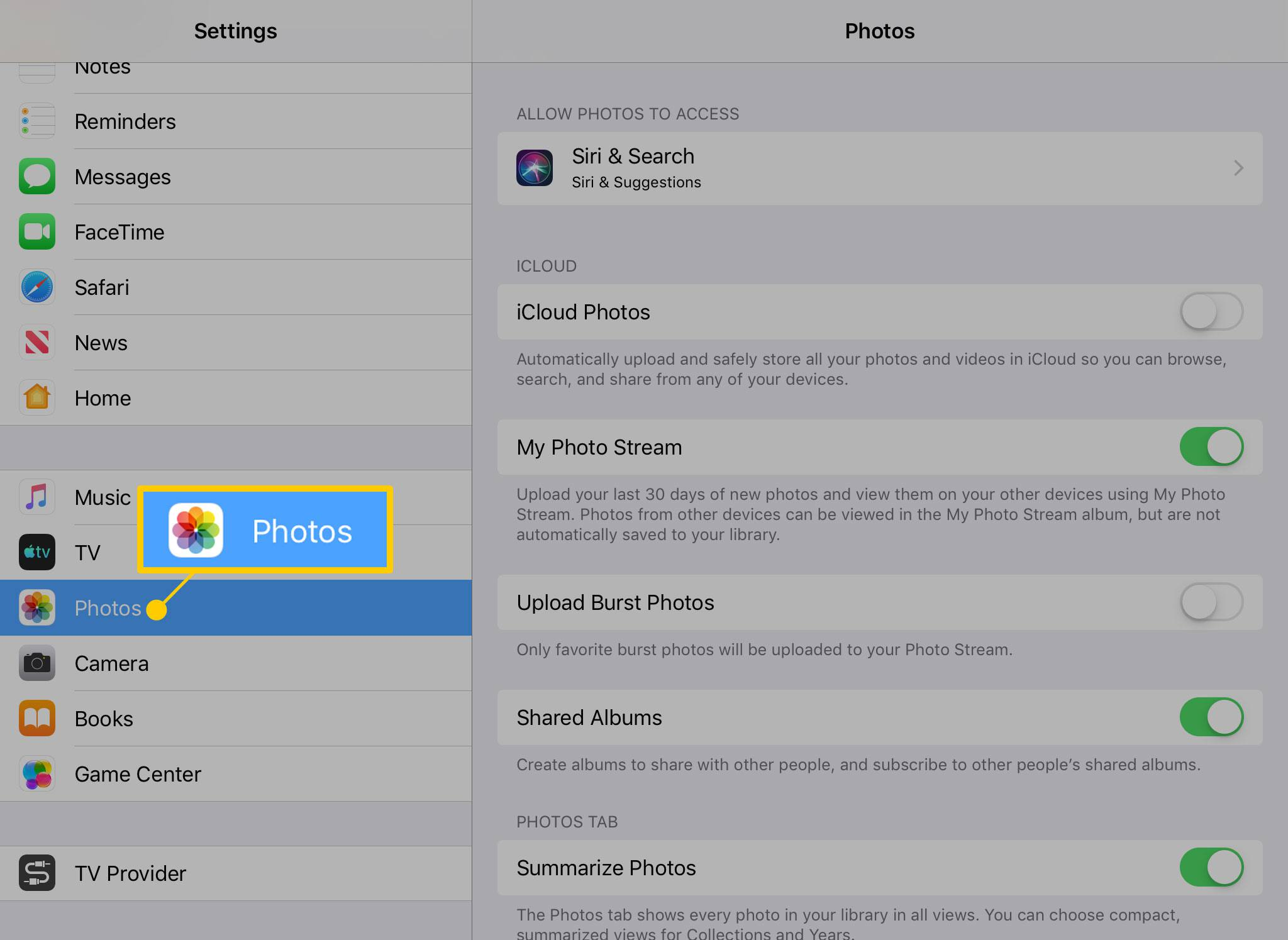 How to Delete Photos From the Photo Stream