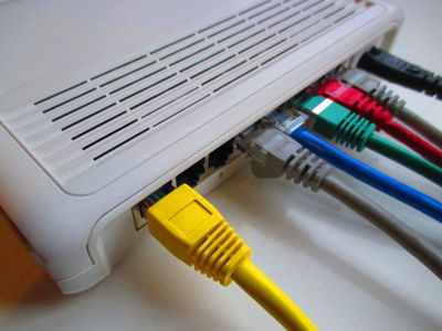 How to change default password on router