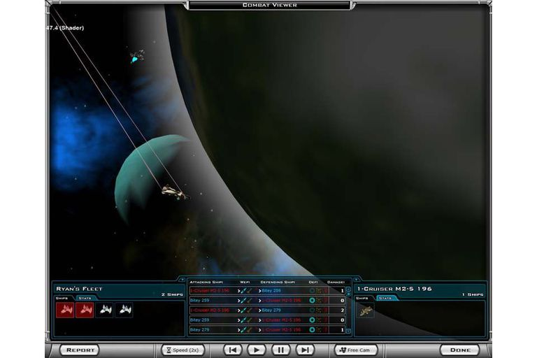 Galactic Civilizations II Screenshot