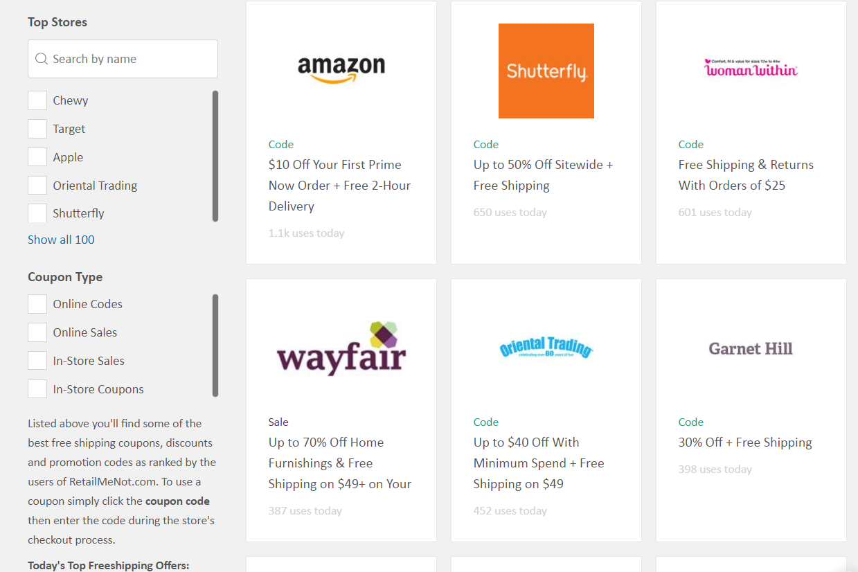 8 Ways To Get Free Shipping Every Time You Shop