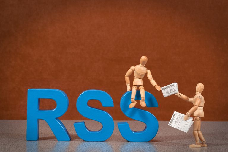 RSS — Wooden Mannequin demonstrating this word