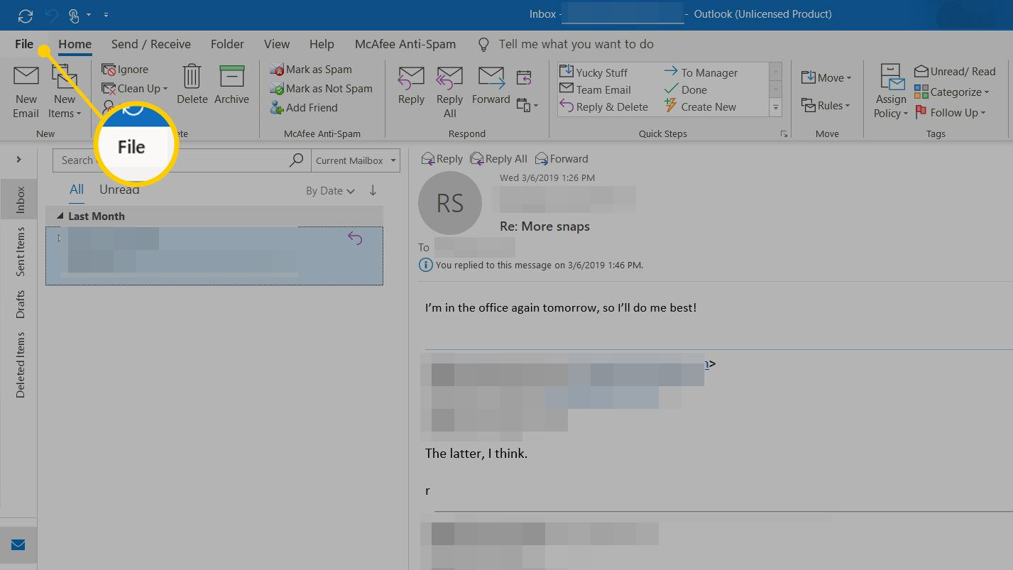 How to Auto Cc: All the Email You Send in Outlook