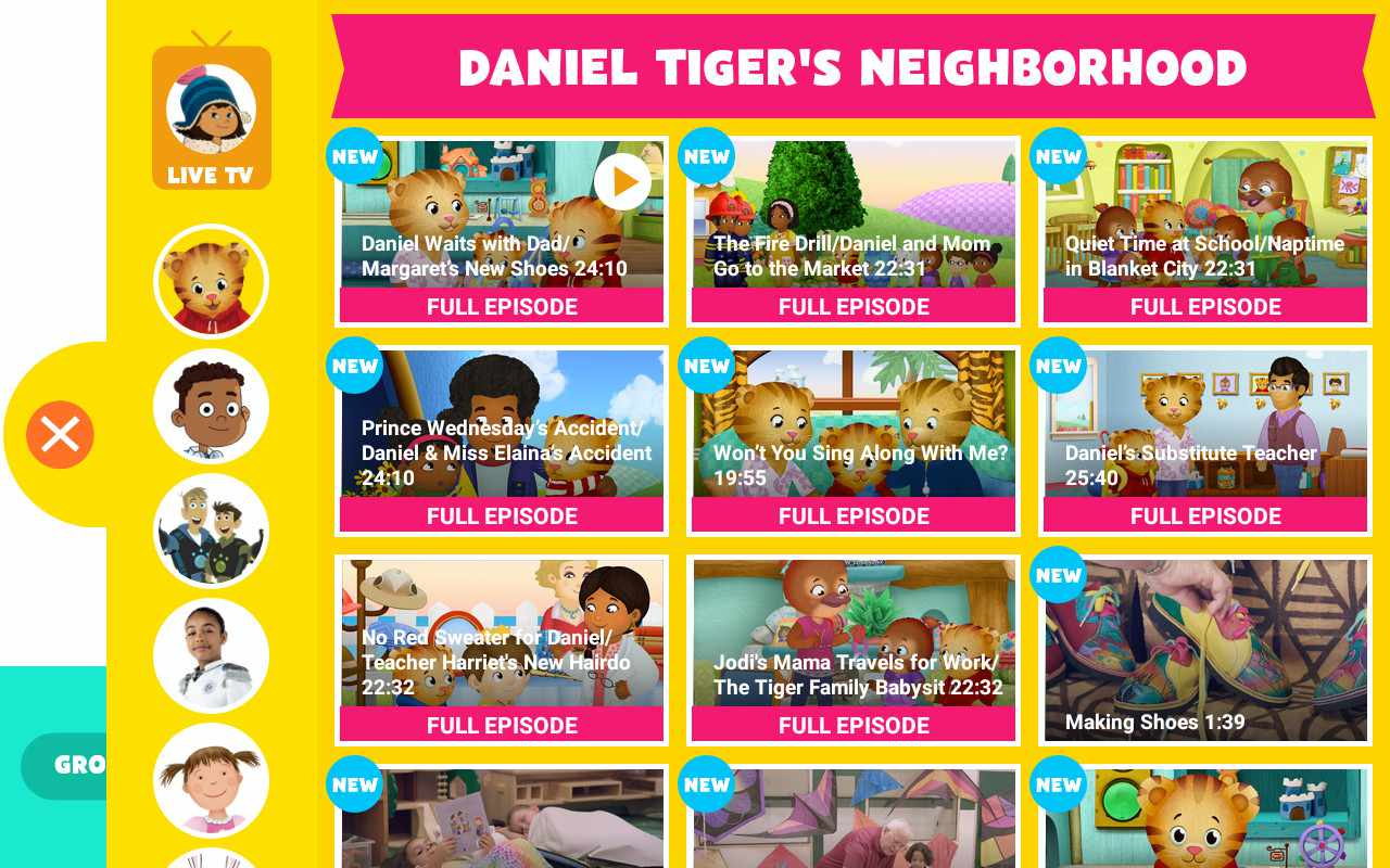 PBS Kids on Android
