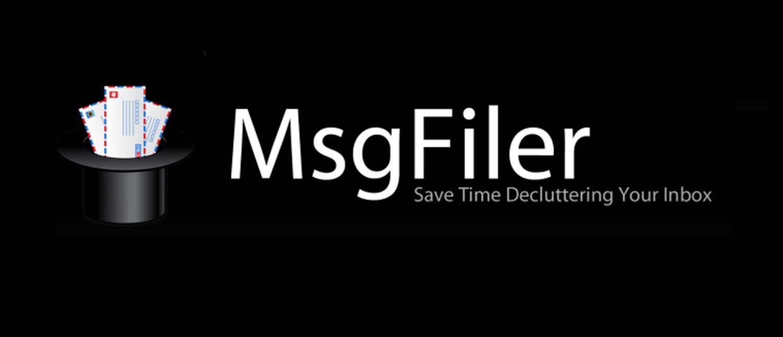 MSG Filer for macOS