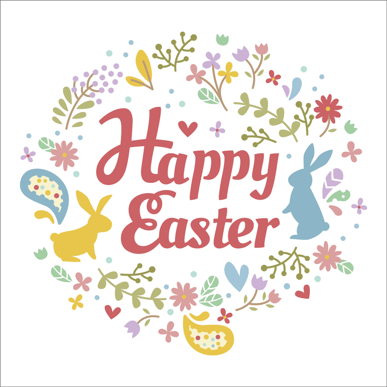 Top 25 favorite sites to send easter greetings happy easter card m4hsunfo