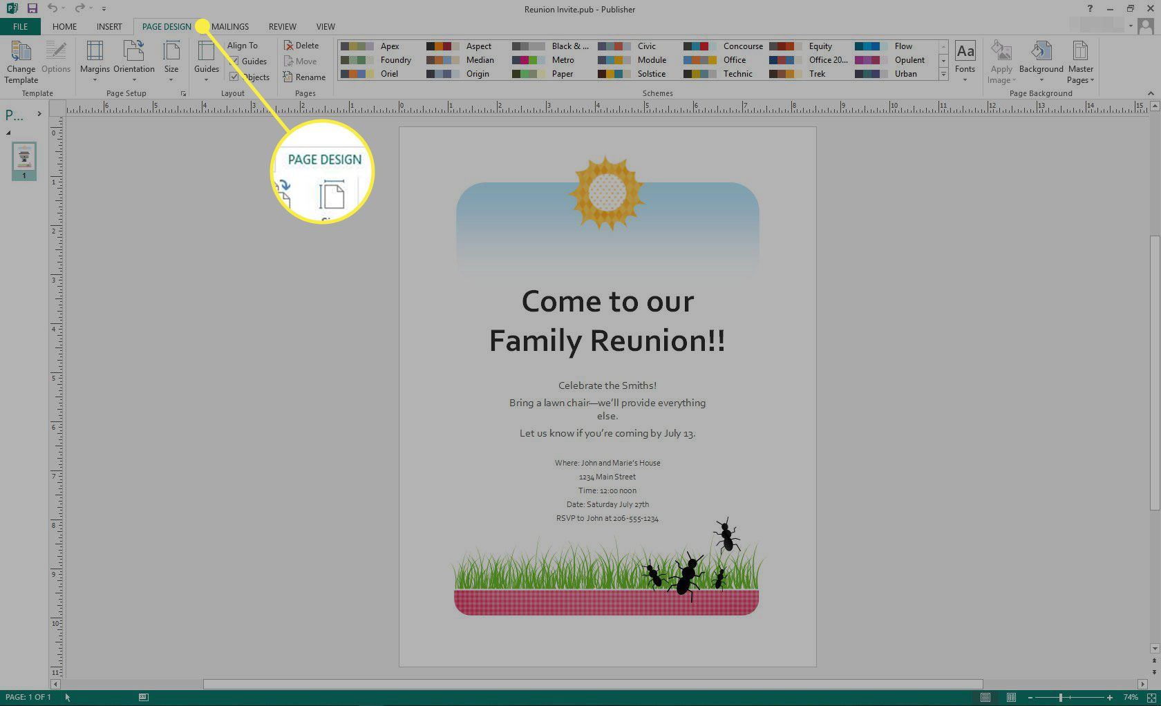 How To Create A Watermark In Microsoft Publisher