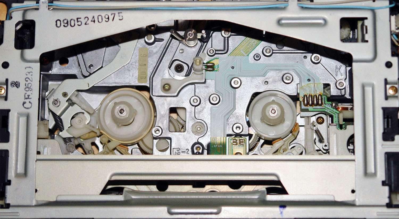 VCR Loading Mechanism