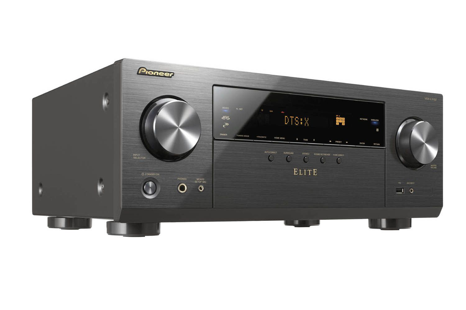 Pioneer Elite VSX-LX102 Network Home Theater Receiver
