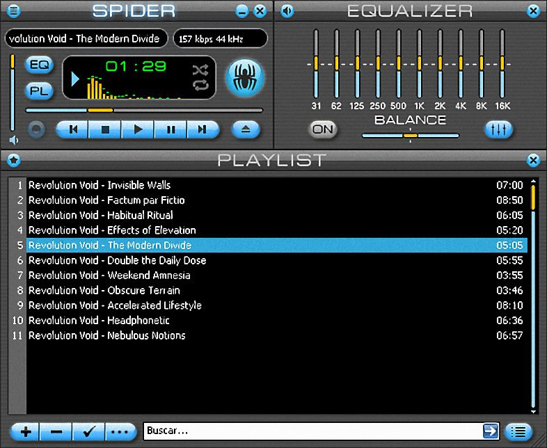 Portable Music Player Software