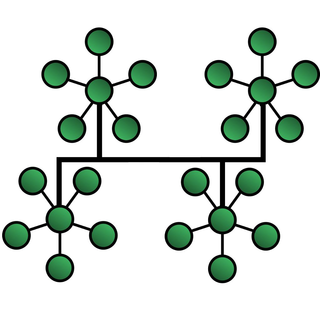 Introduction To Computer Network Topology Structured Wiring System Diagram Tree