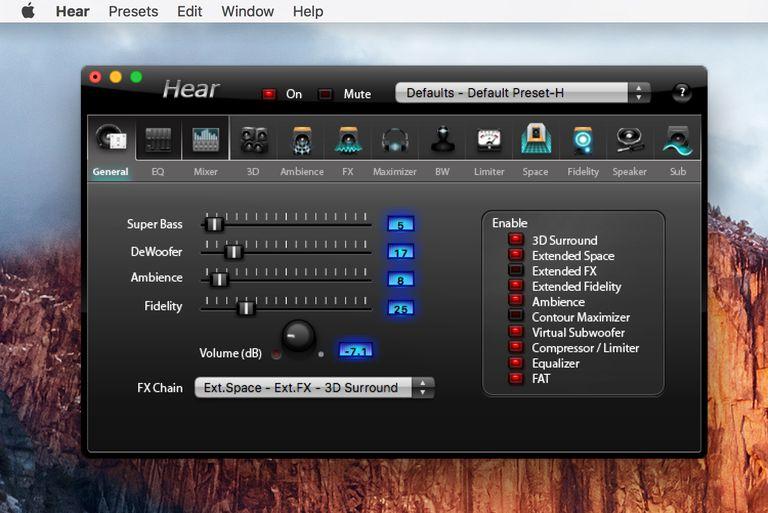 Hear: Tom's Mac Software Pick