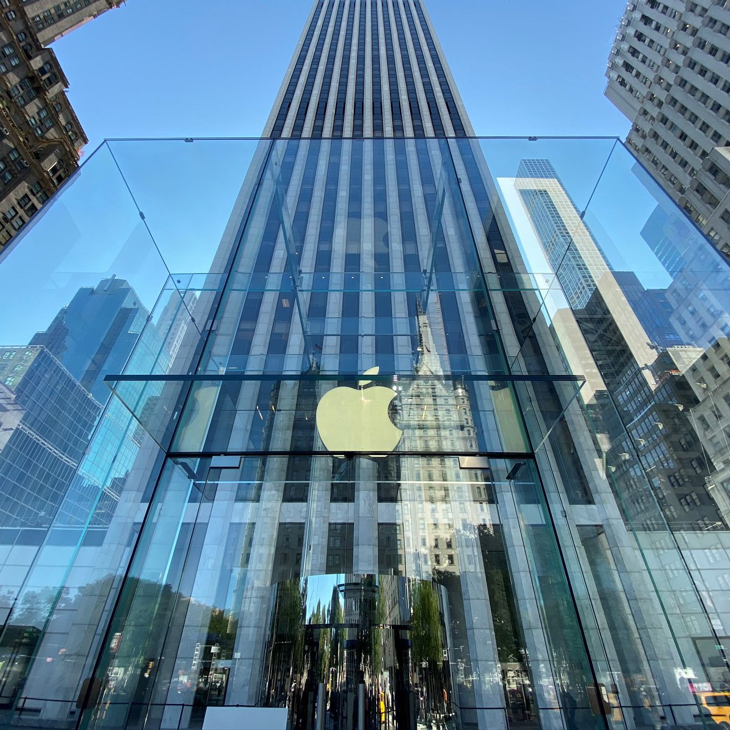 Preview: Inside Apple's Redesigned NYC Flagship Store
