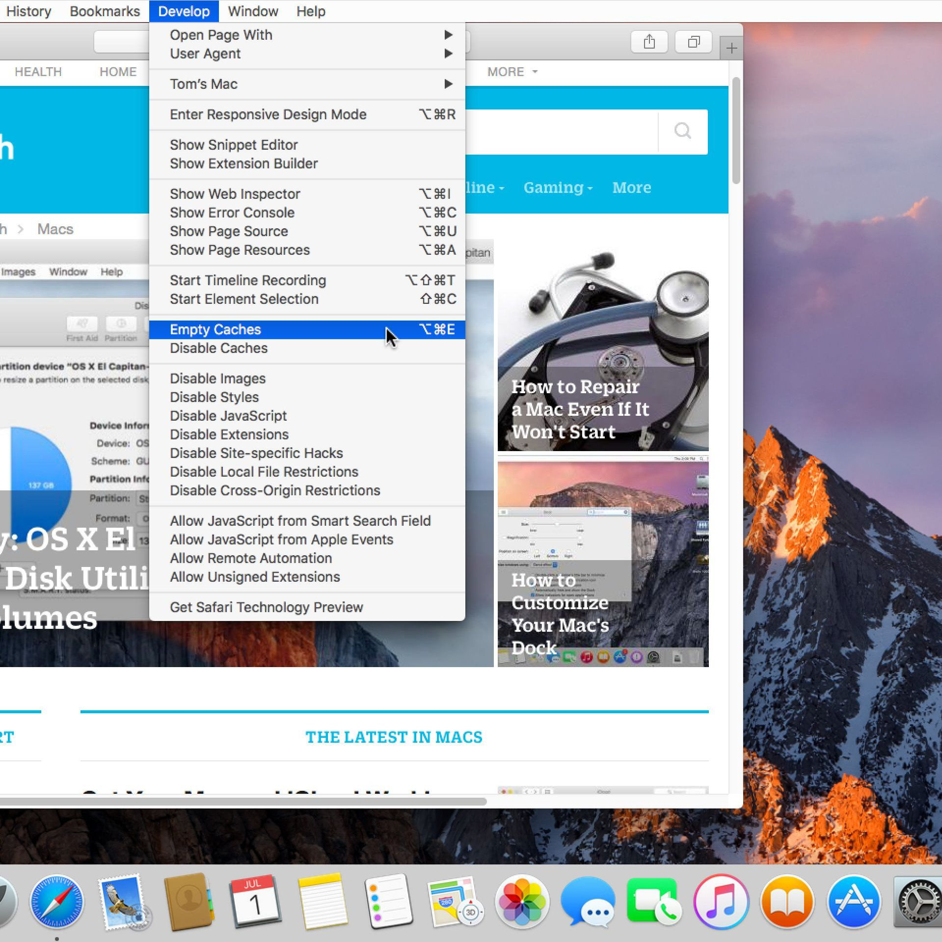 Speed Up Safari With These Tuneup Tips