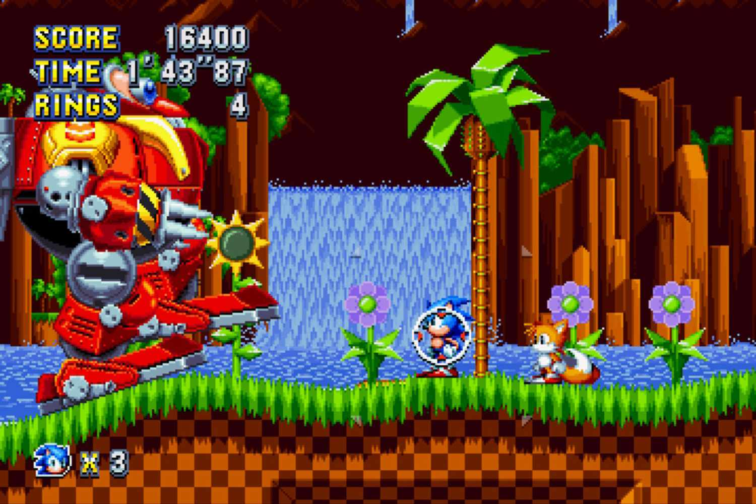 Sonic Mania Review The Gaming Icon Recalls His 16 Bit Glory Days