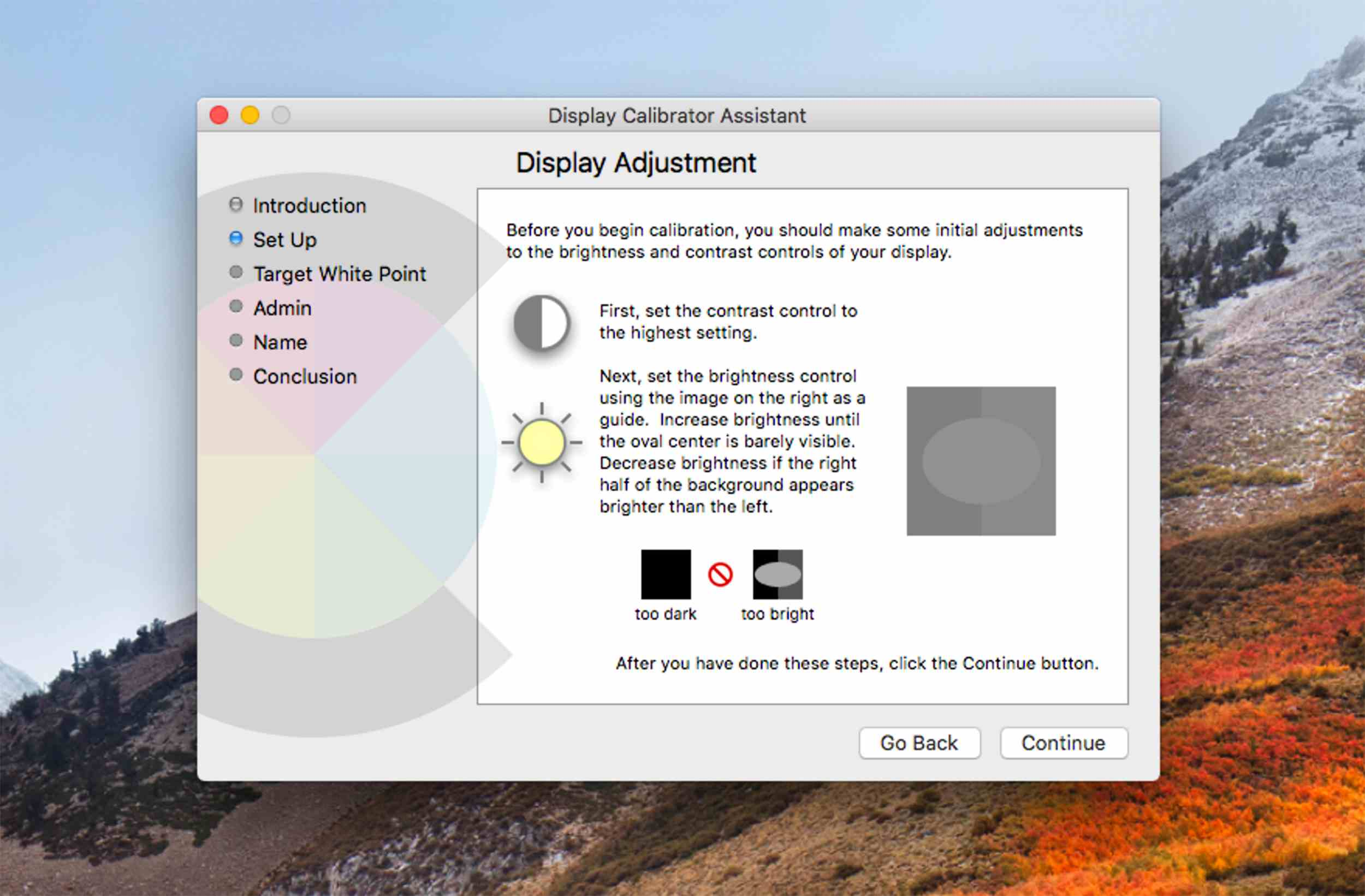 How to Use Your Mac's Display Calibrator Assistant