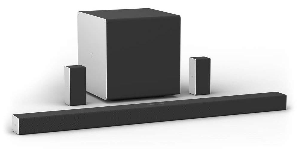 Vizio SB46514-F6 Sound Bar with Wireless Surrounds