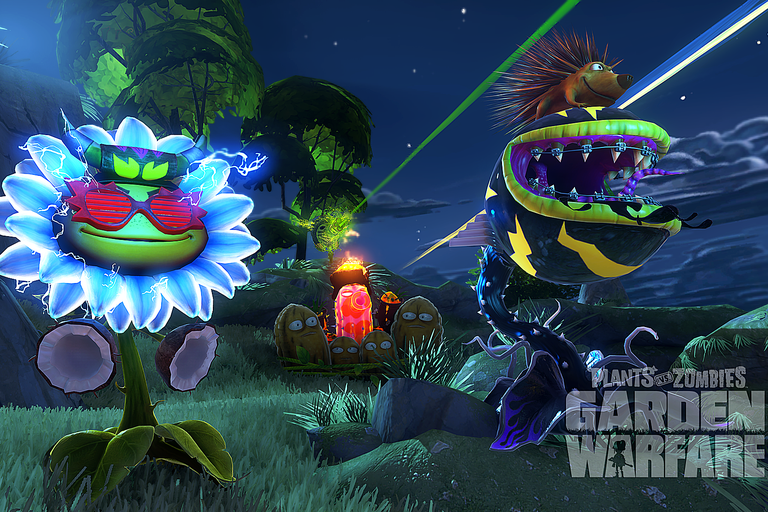 PVZ Garden Warfare Screen 2