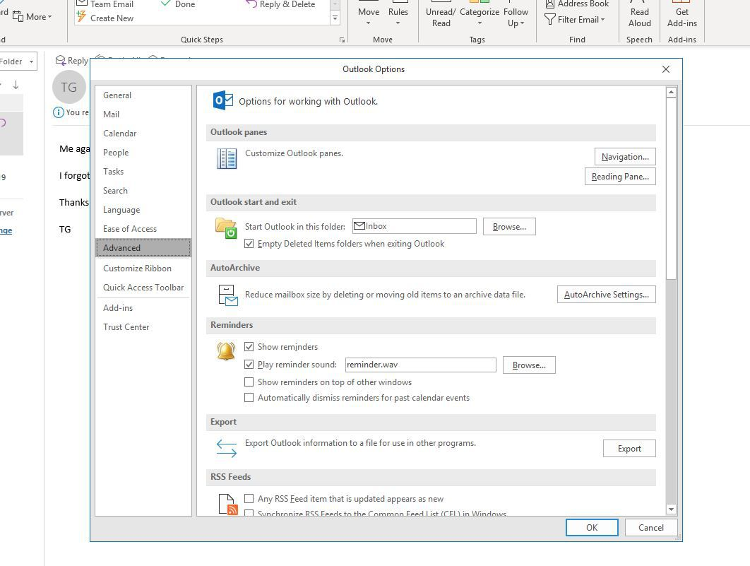 Use the Transaction Log to Troubleshoot Outlook Issues
