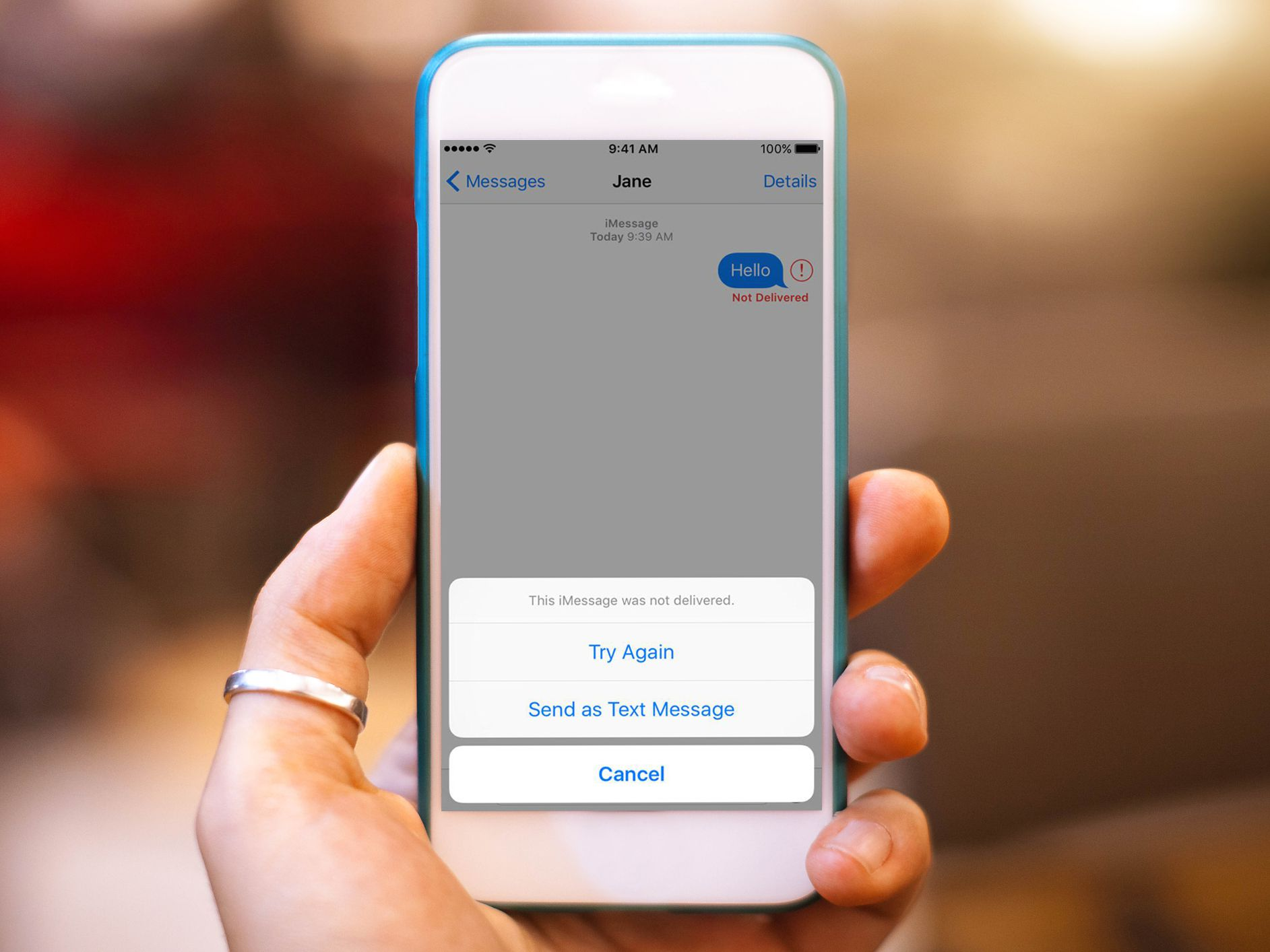 iPhone Text Messages Not Sending? Here's How to Fix It