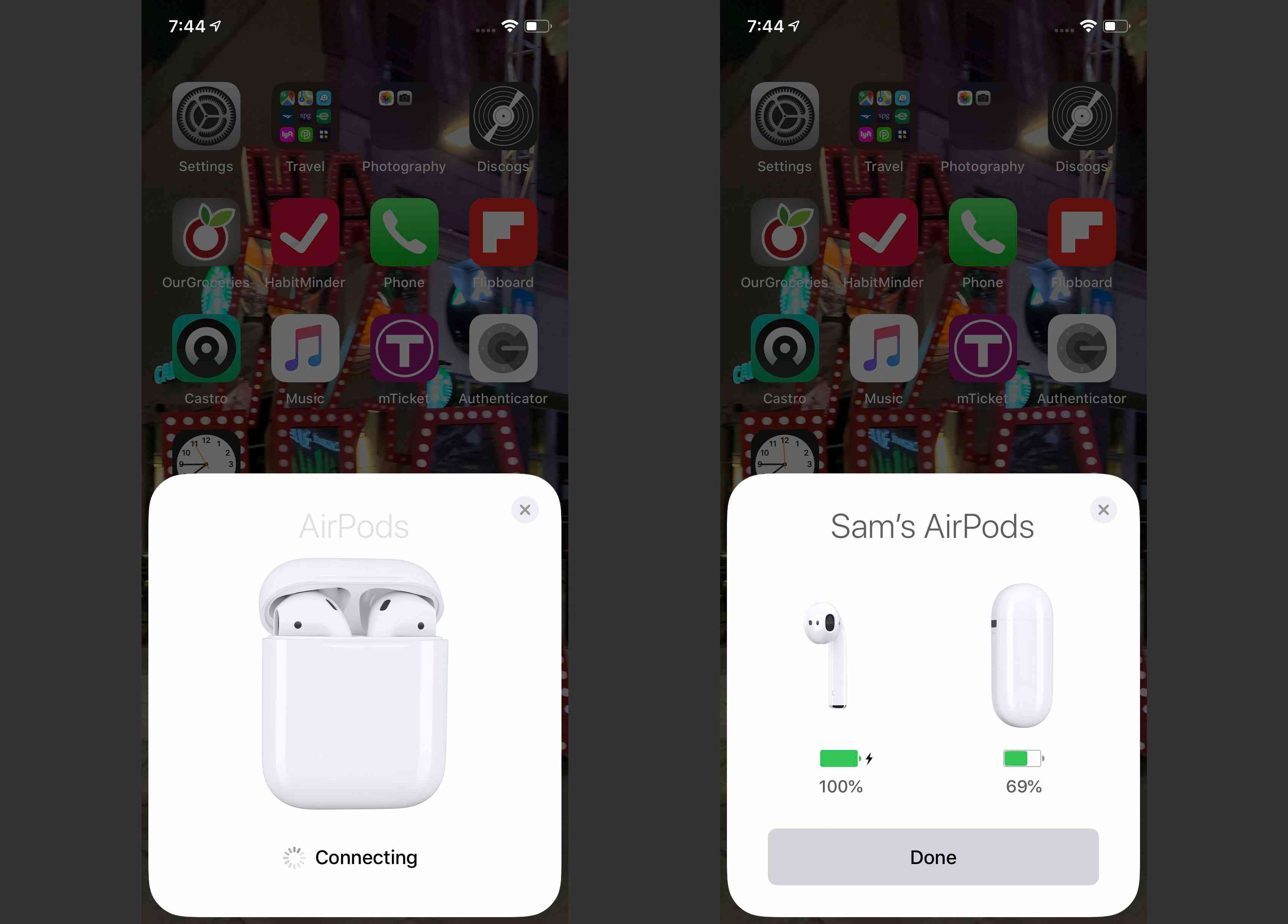 How To Connect Apple Airpods To Iphone And Ipad