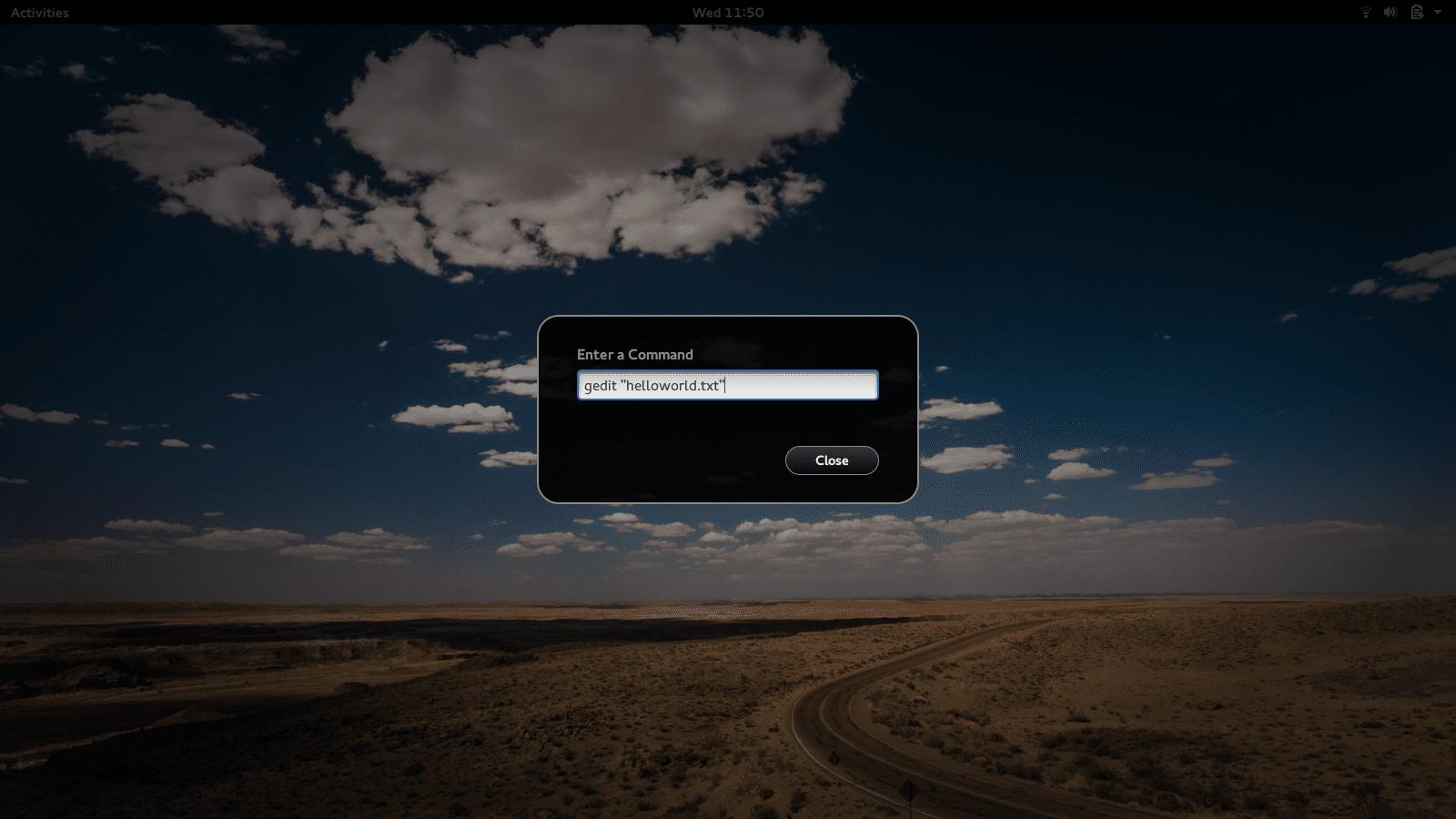 Fedora GNOME Keyboard Shortcuts
