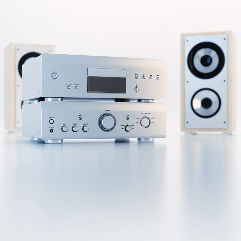 How to Connect an iPod to Your Home Stereo System