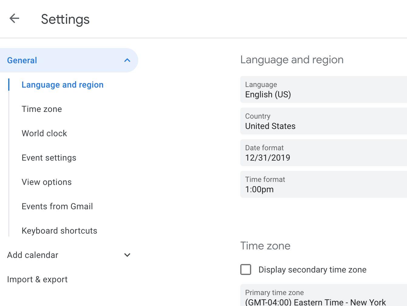 How to Import ICS Calendar Files