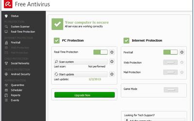 Baidu Antivirus 2015 - Free Antivirus Review
