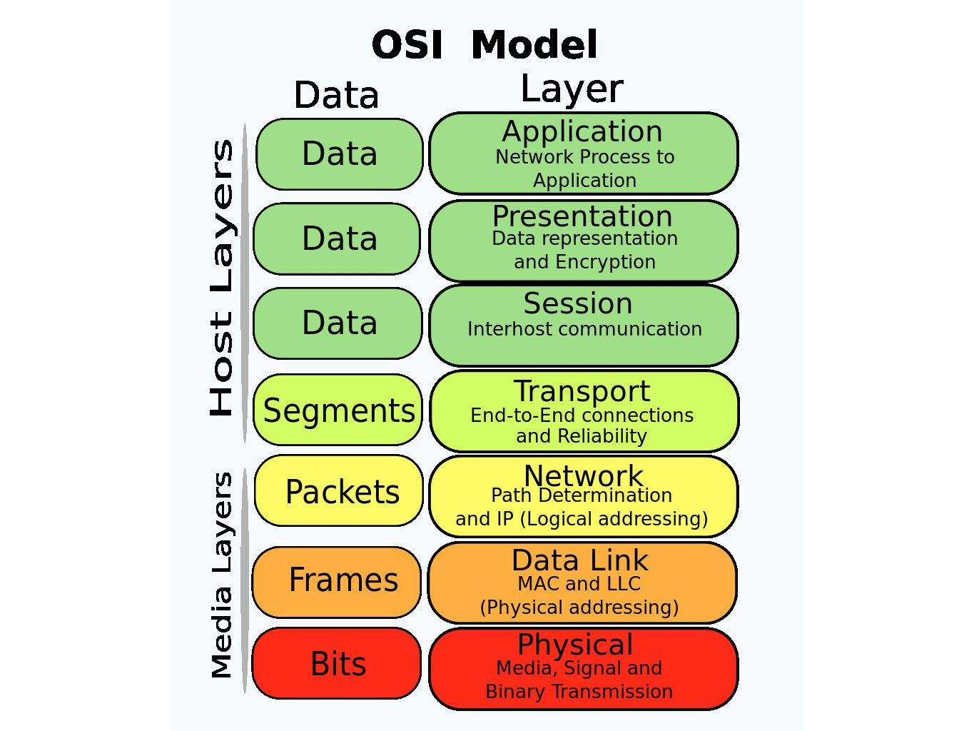 OSI Model Reference Guide (With Examples)
