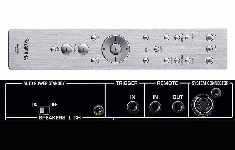 The Yamaha Hi-End A-S1100 Integrated Stereo Amplifier Profiled