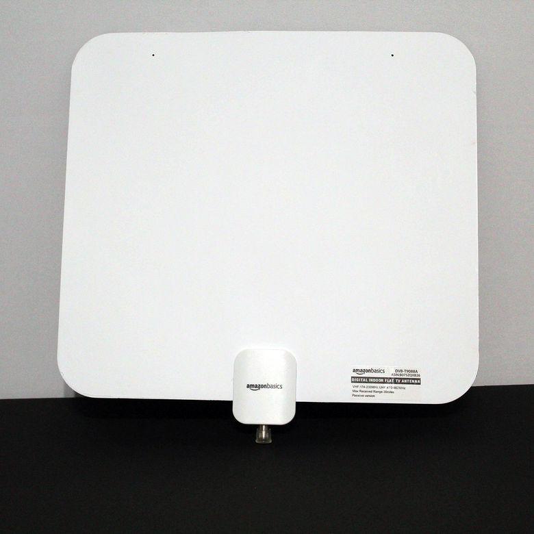 AmazonBasics Indoor TV Antenna