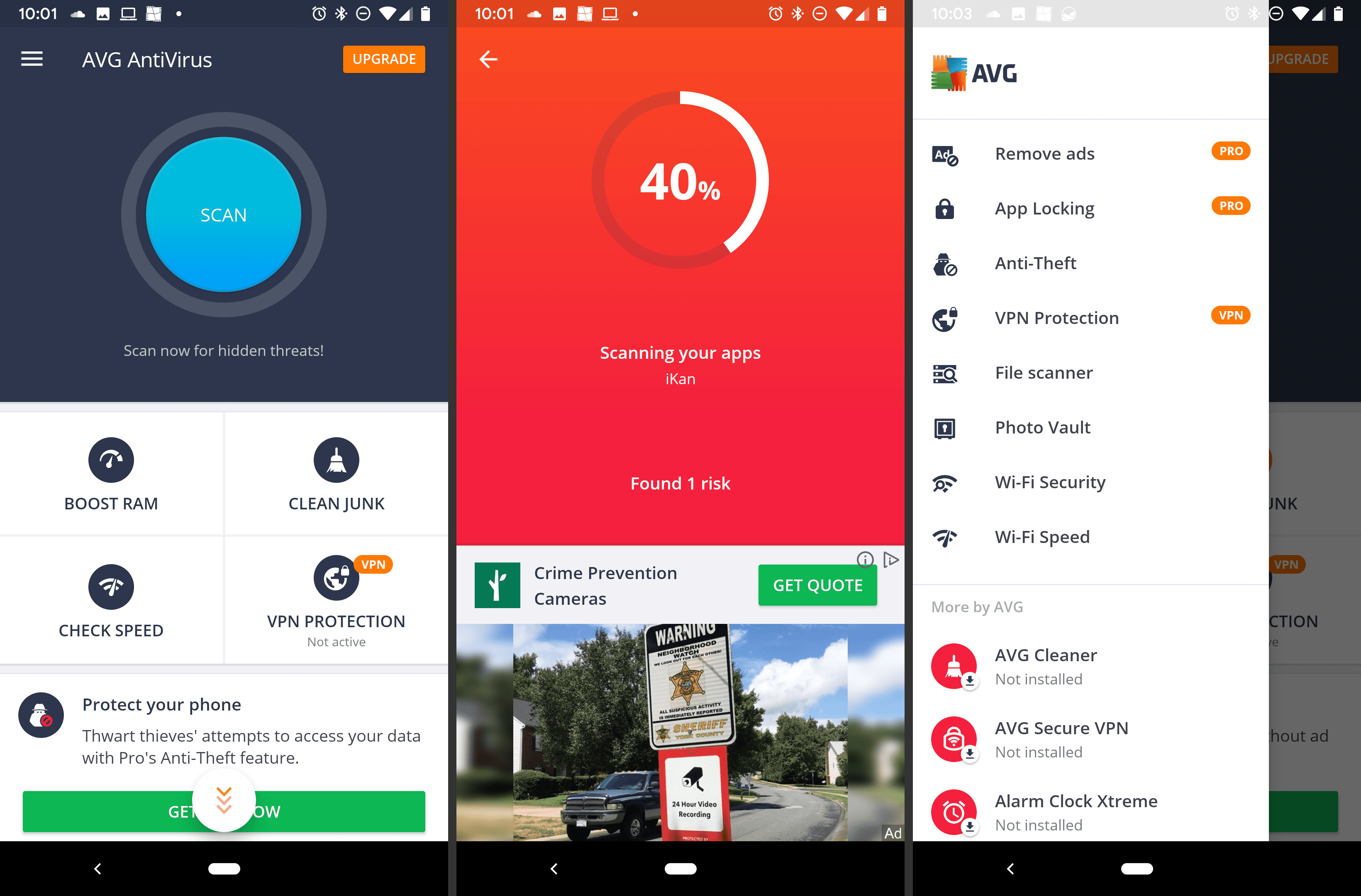 The 4 Best Free Antivirus Apps for Android Phones