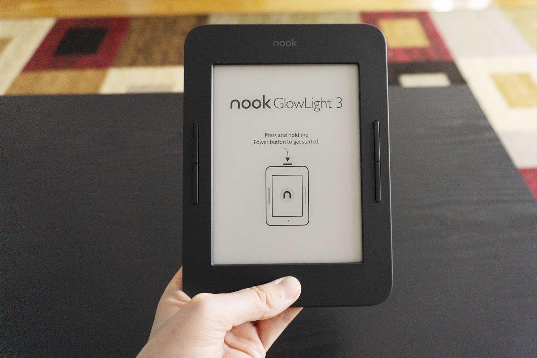 Barnes & Noble Nook GlowLight 3