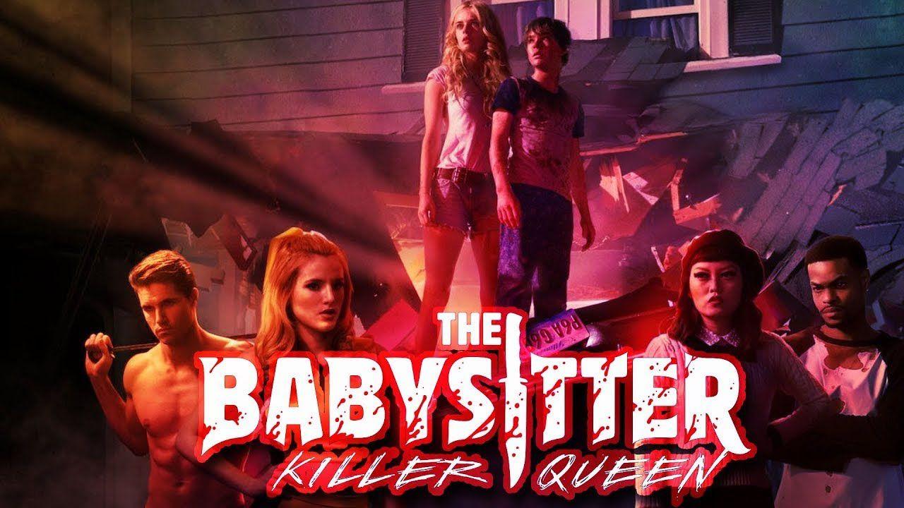 The Babysitter: Killer Queen movie poster