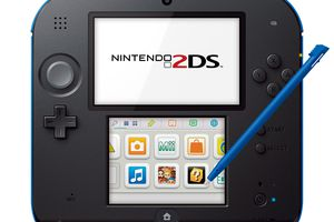 Nintendo 2DS battery