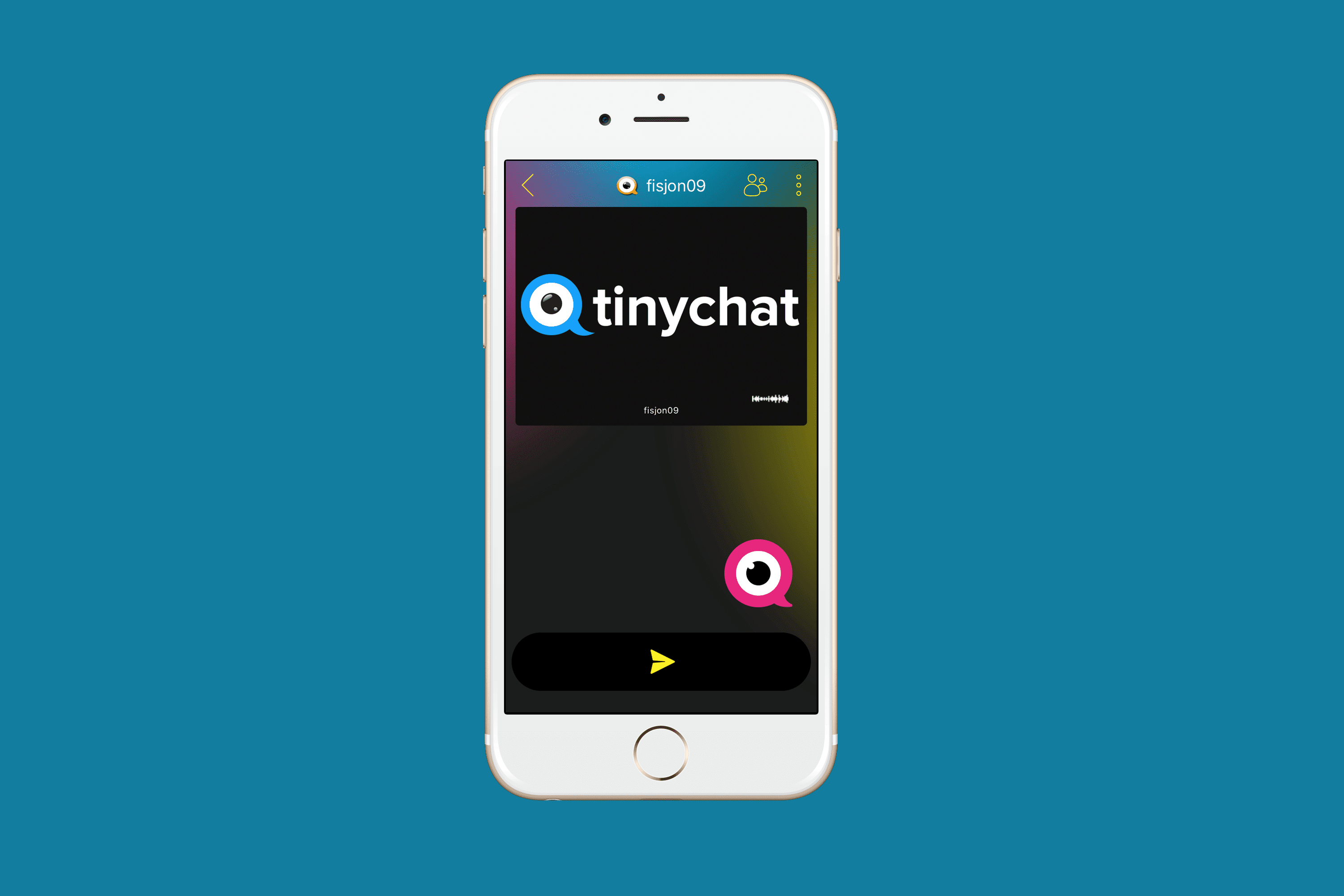 tinychat app android
