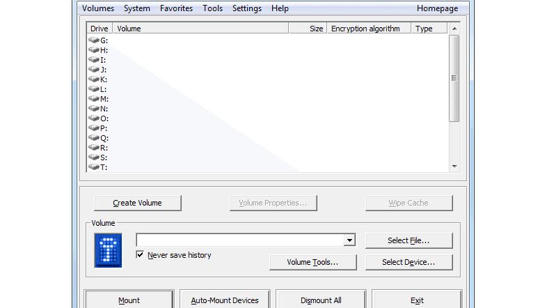 TrueCrypt v7 1a Review (Free Full Disk Encryption Tool)