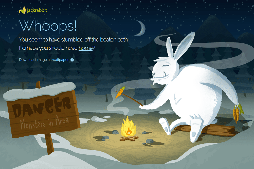 The 21 Best 404 Error Pages Ever