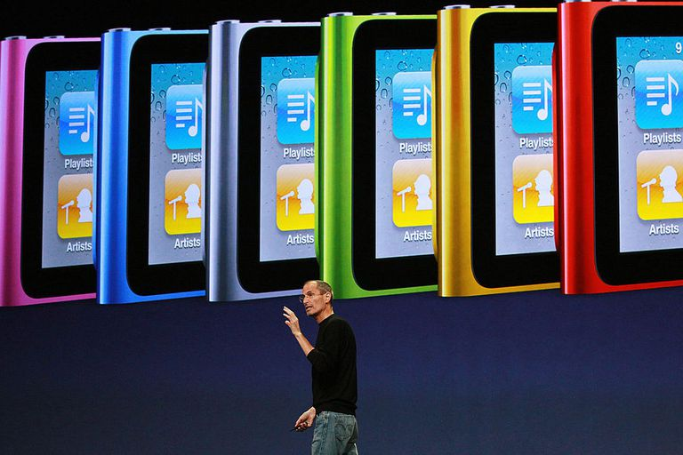 iPod Nano launch event