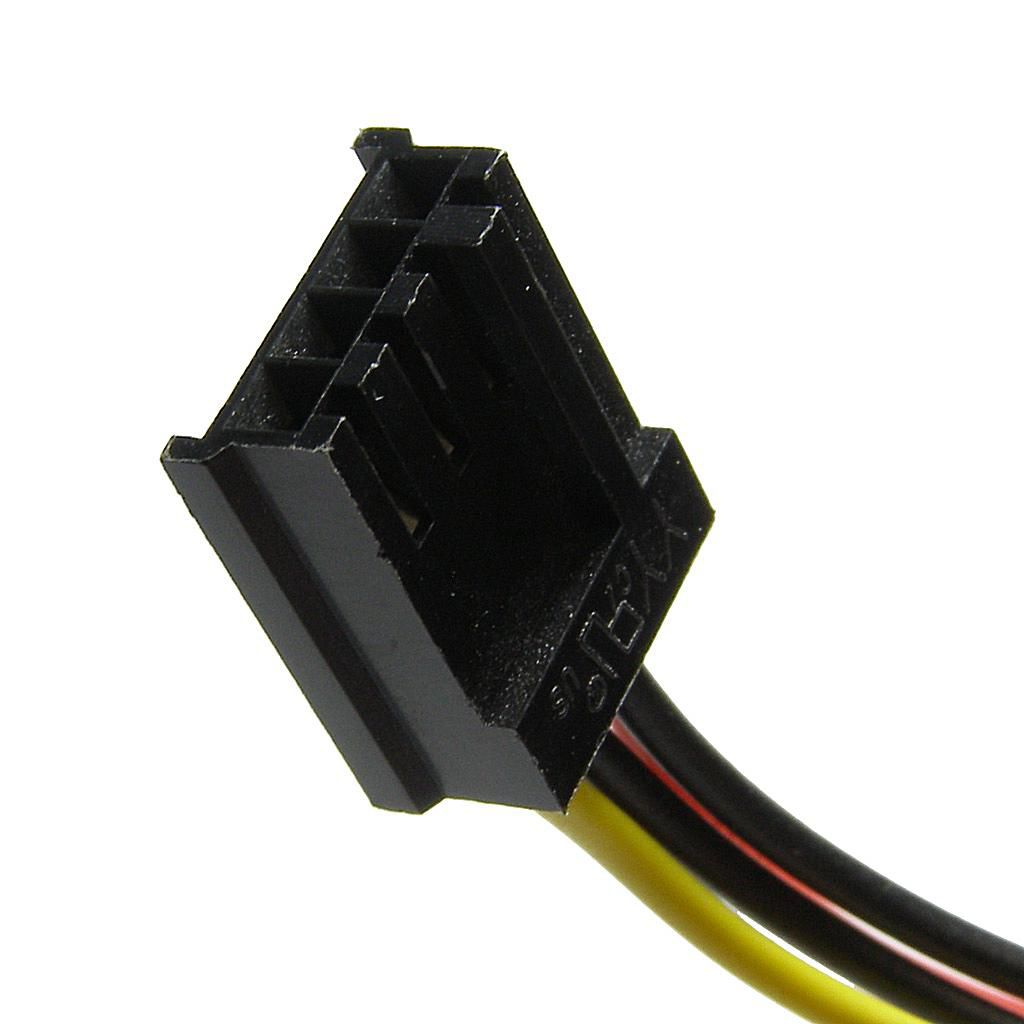 ATX Floppy Drive Power Connector Pinout Table