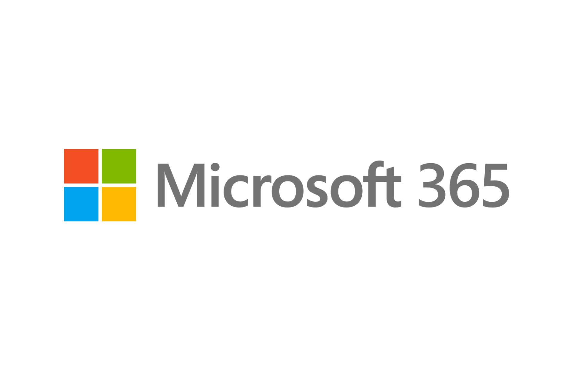 Microsoft 365 logo.