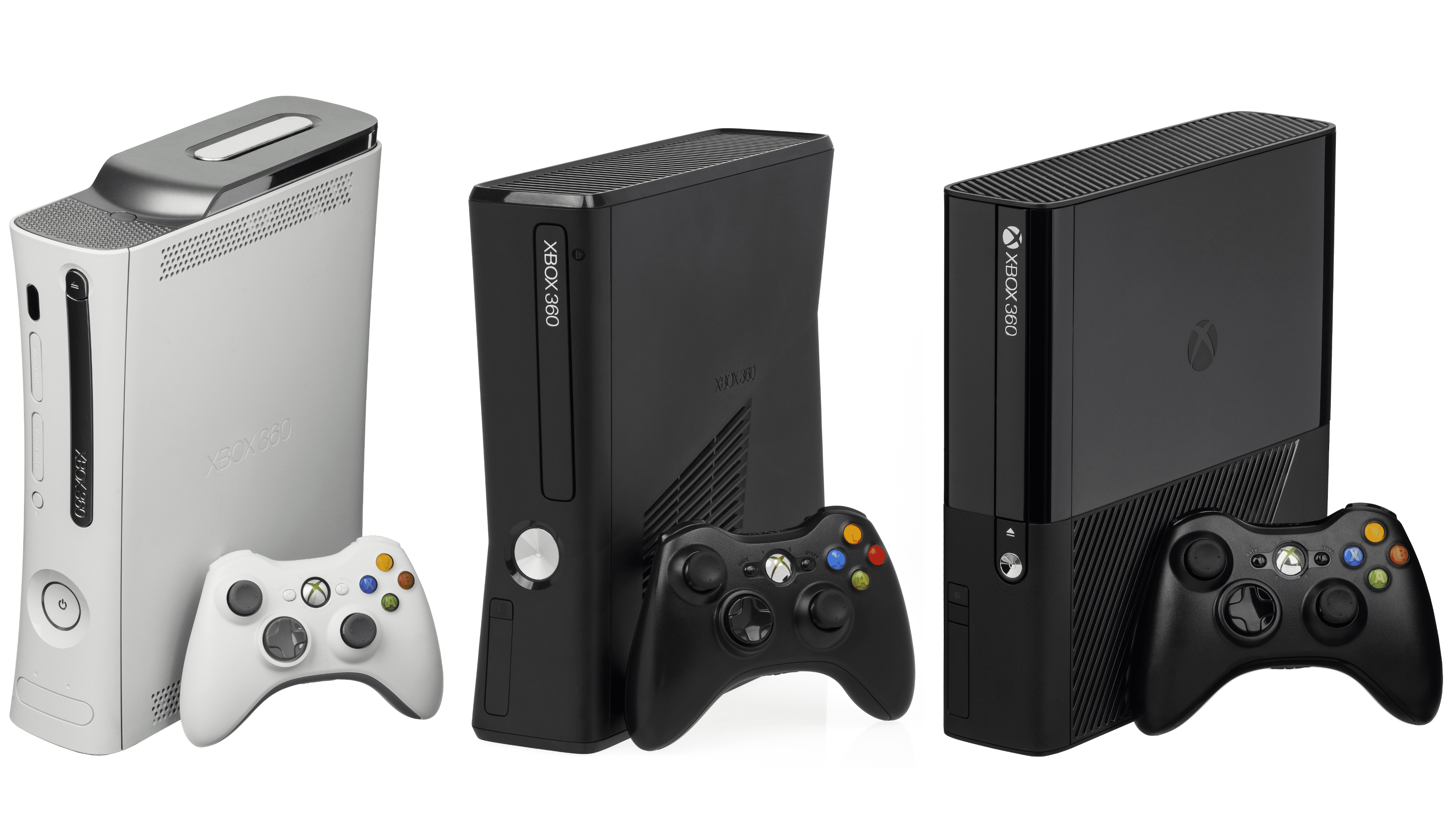 The Best Xbox 360 Cons...