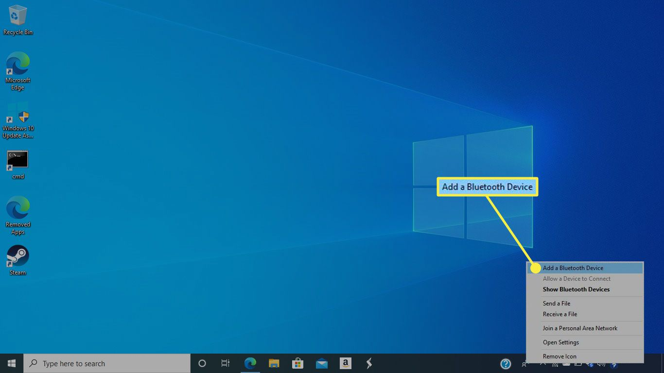 Instructions On Setting Up A Bluetooth Device On Your Laptop