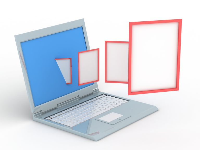 file concept illustration