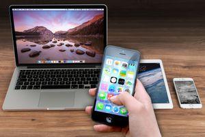 MacPro, iPod, iPad, and iPhone