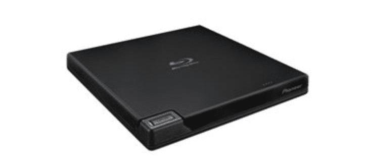 // HIOD Blu-Ray Drive External USB 2.0 CD//DVD RW BD-RE Portable Burner Rewriter for Windows//Mac OS